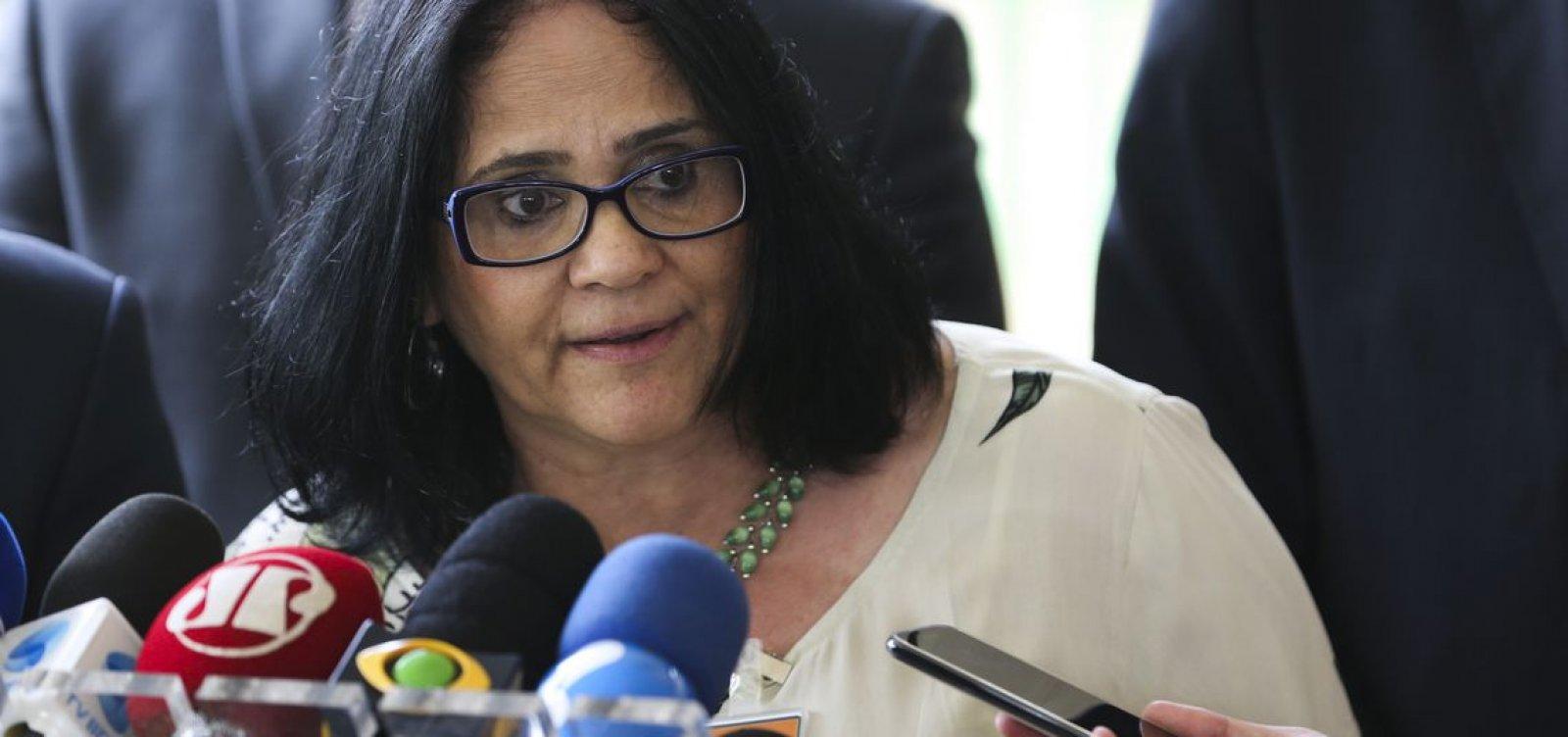 [Ministra da Mulher, Família e Direitos Humanos, Damares Alves pede demissão]