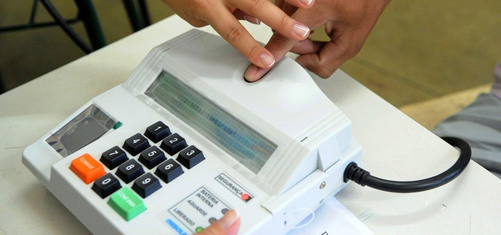 [TRE-BA abre agendamento para última fase da biometria na próxima segunda]