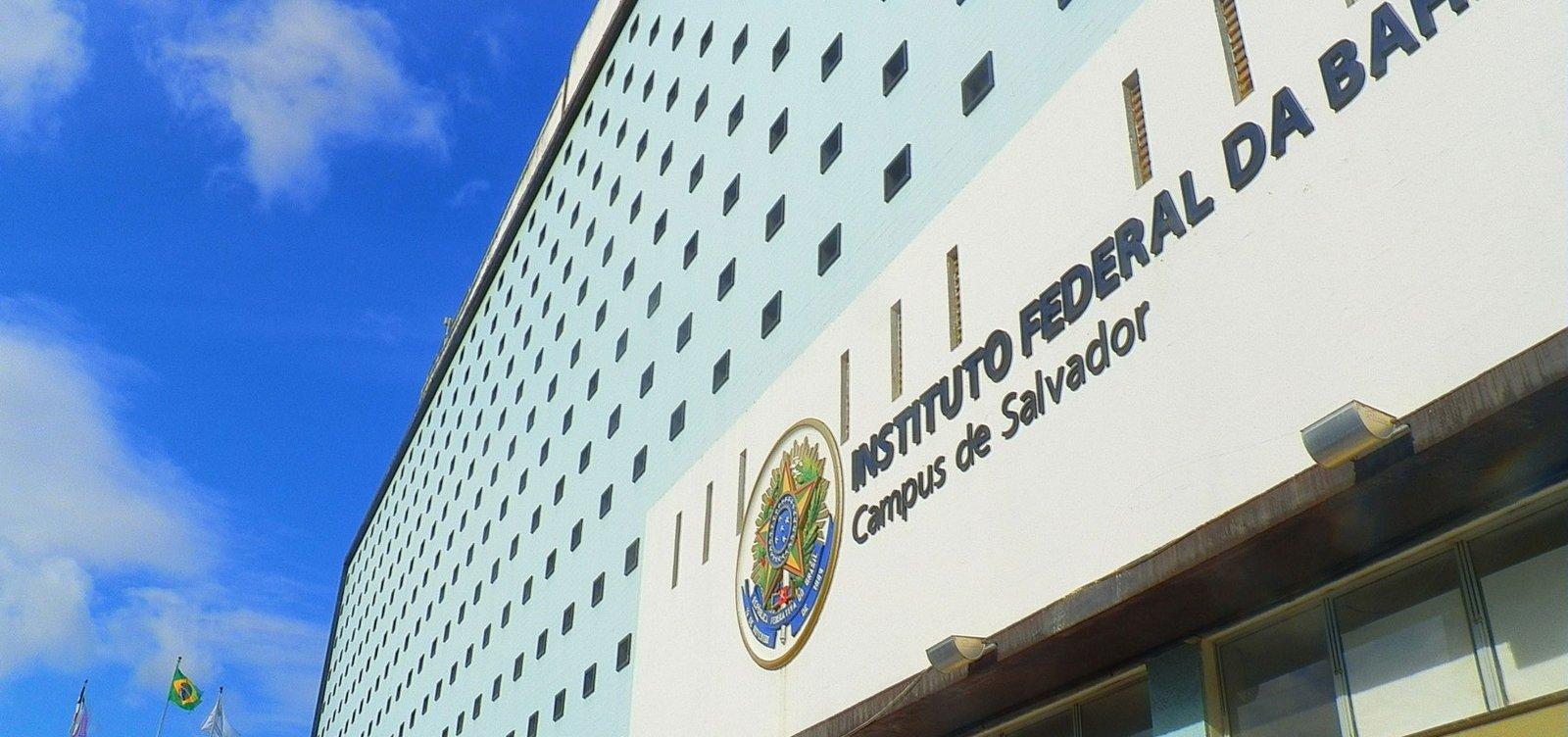 [Institutos federais na Bahia também sofrem cortes de verbas]