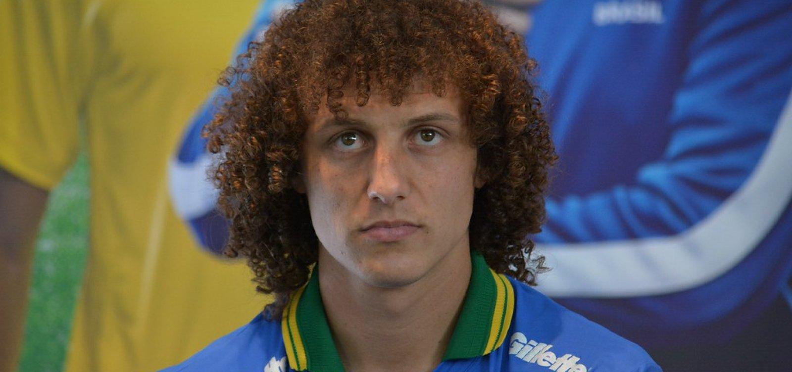 [David Luiz processa construtora que usou sua imagem para piadas com o 7 a 1]
