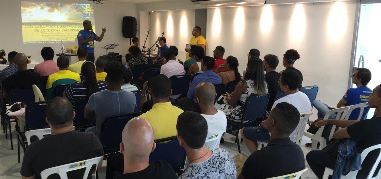 [Igreja LGBT inaugura hoje primeira sede do Nordeste, em Salvador]