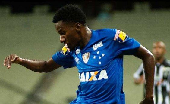 [Marcelo, atacante do Cruzeiro, é nova contratação do Vitória ]