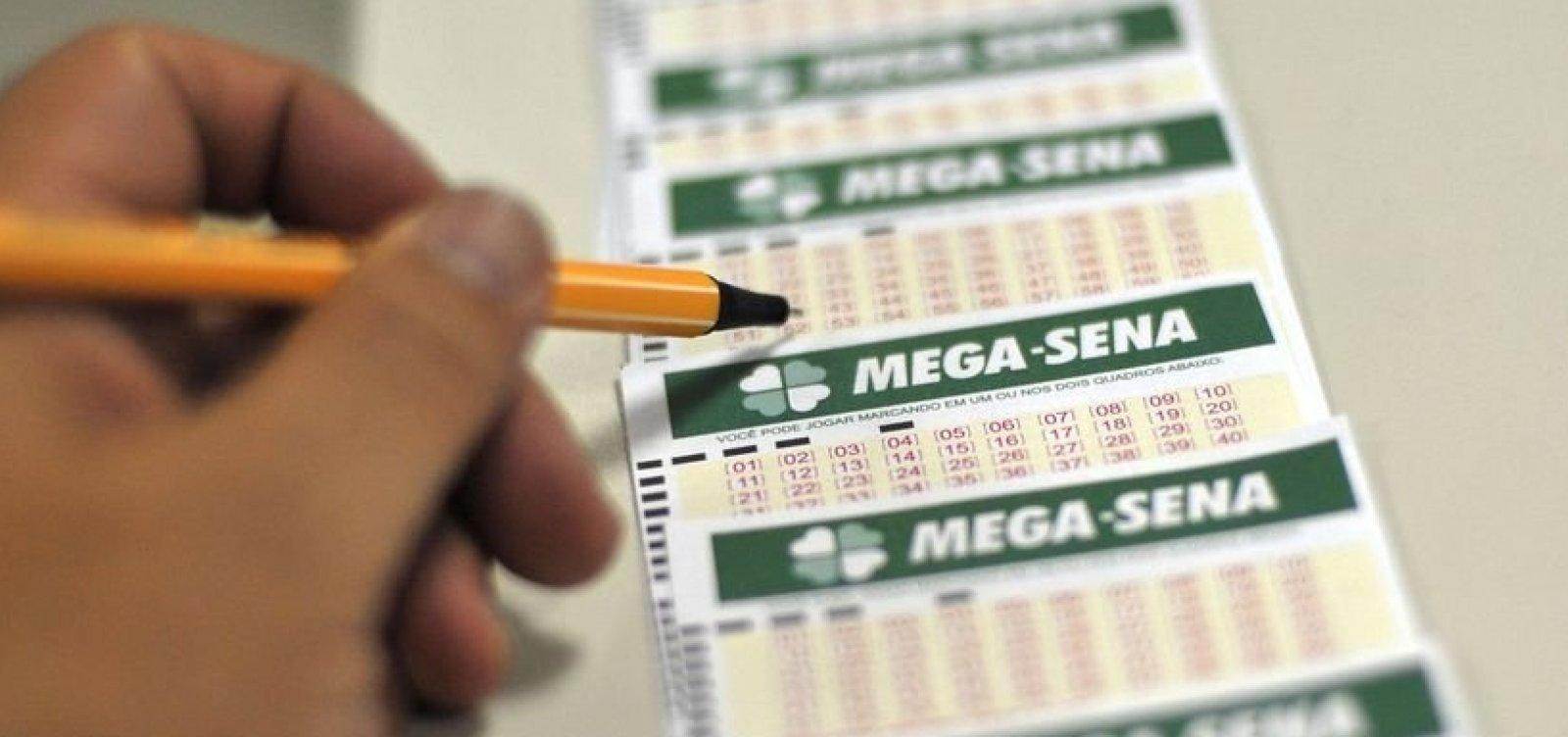 [Ninguém acerta as seis dezenas e prêmio da Mega-Sena vai a R$ 170 milhões]