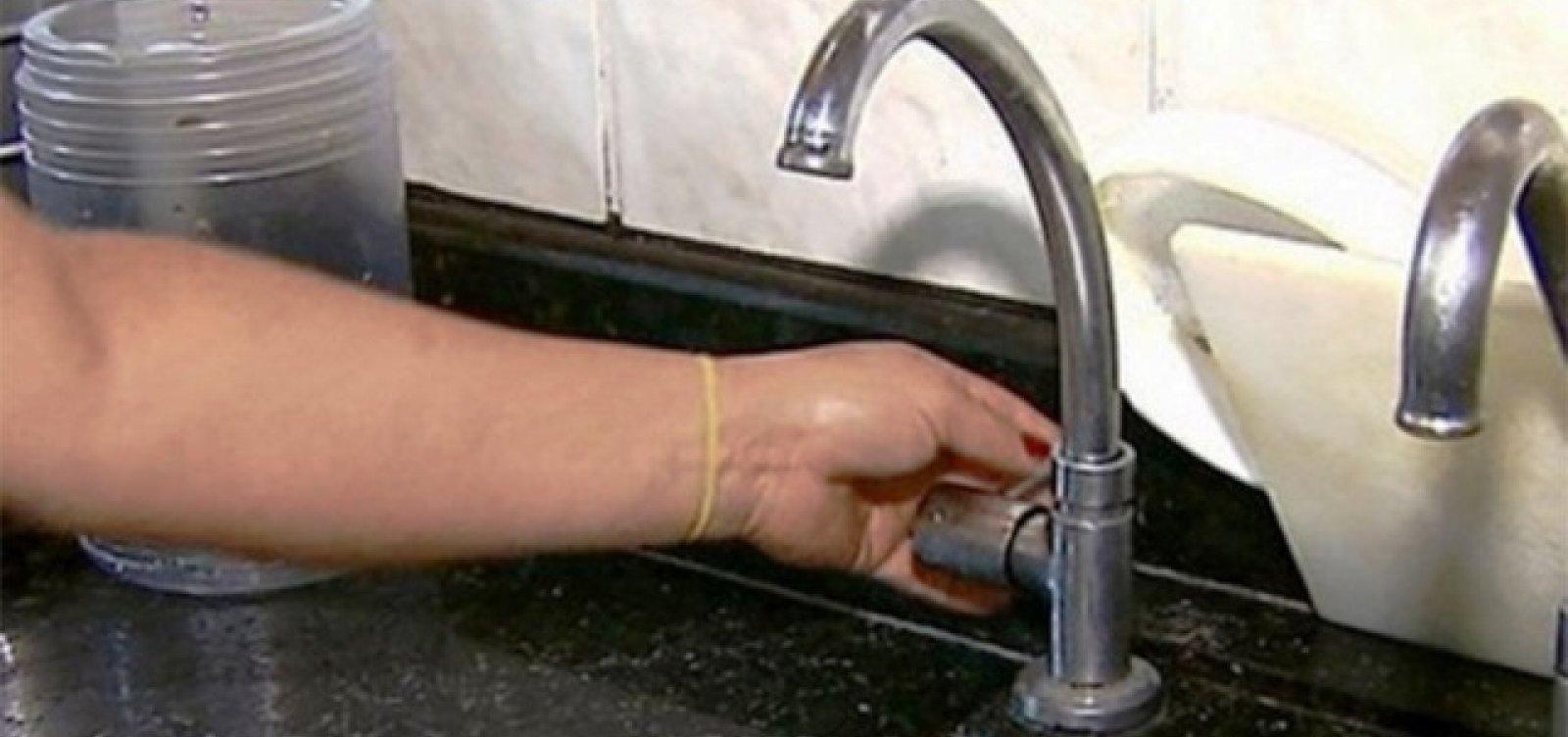 [Abastecimento de água em Feira de Santana e região é reduzido a 60% ]