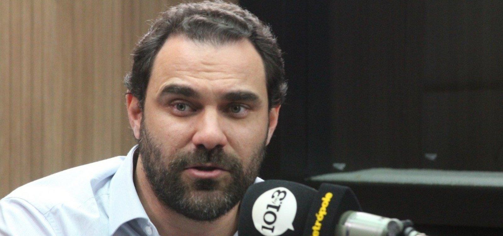 [Viana se diz surpreso após saída de Augusto Castro do PSDB]