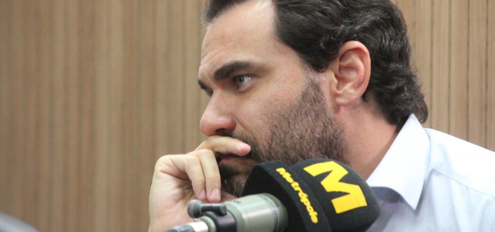 [Presidente do PSDB desencoraja sonho de Marcelle ser vice]