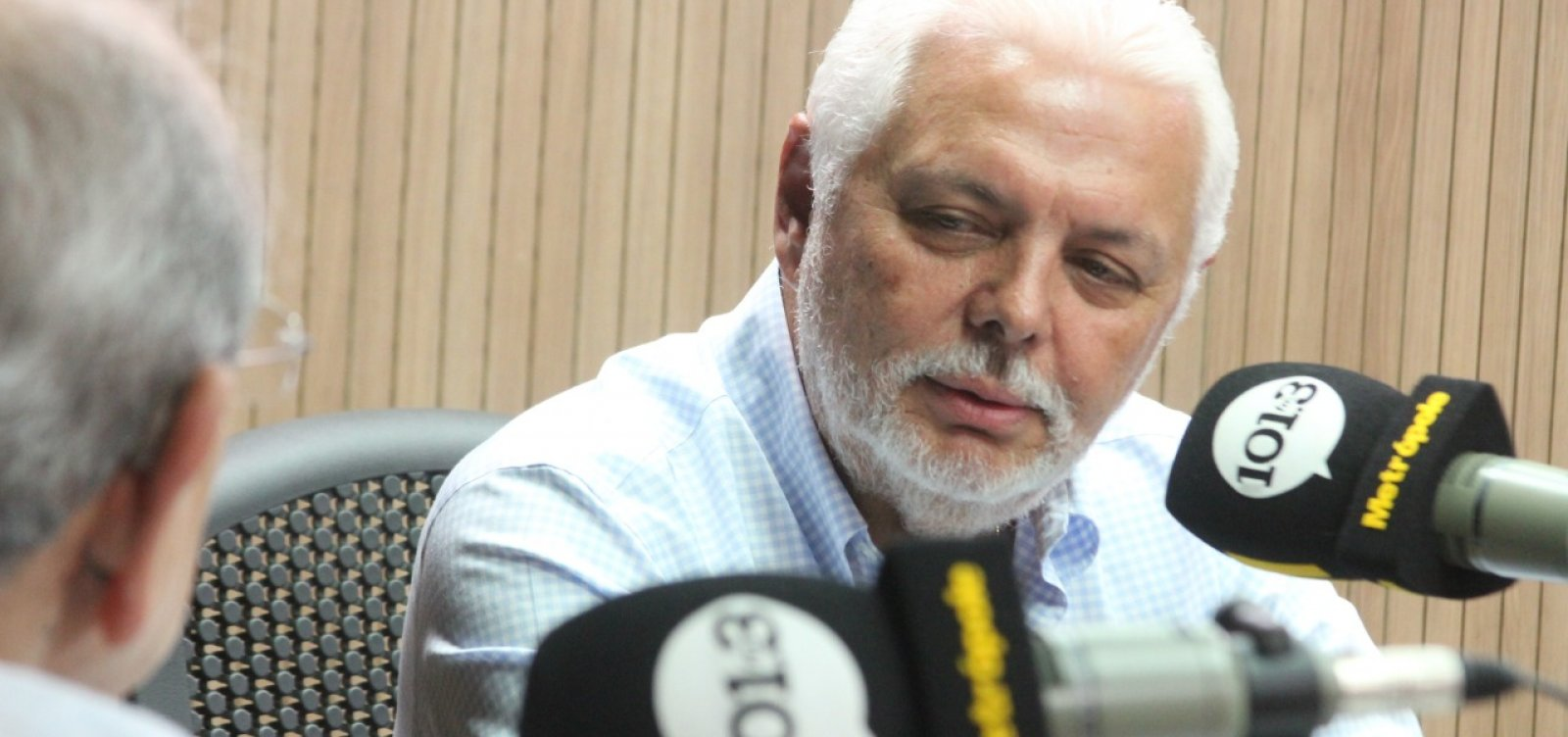 [Ex-secretário Albérico Mascarenhas fala sobre trajetória na administração pública]