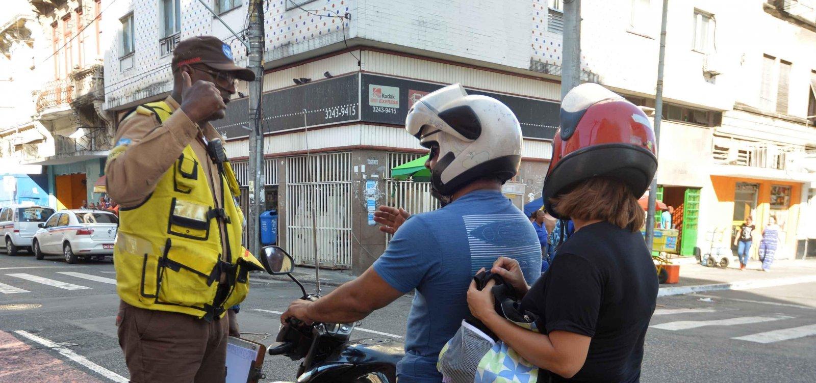 [Salvador é exemplo na América Latina em redução de mortes no trânsito, diz Opas]