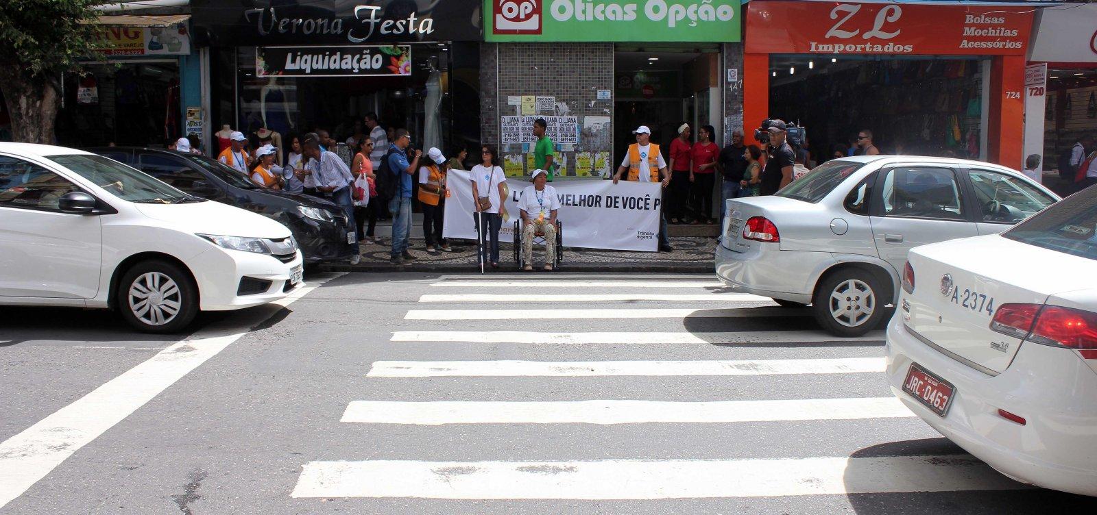 [Mortes por acidentes de trânsito em Salvador têm queda de 54% em sete anos]