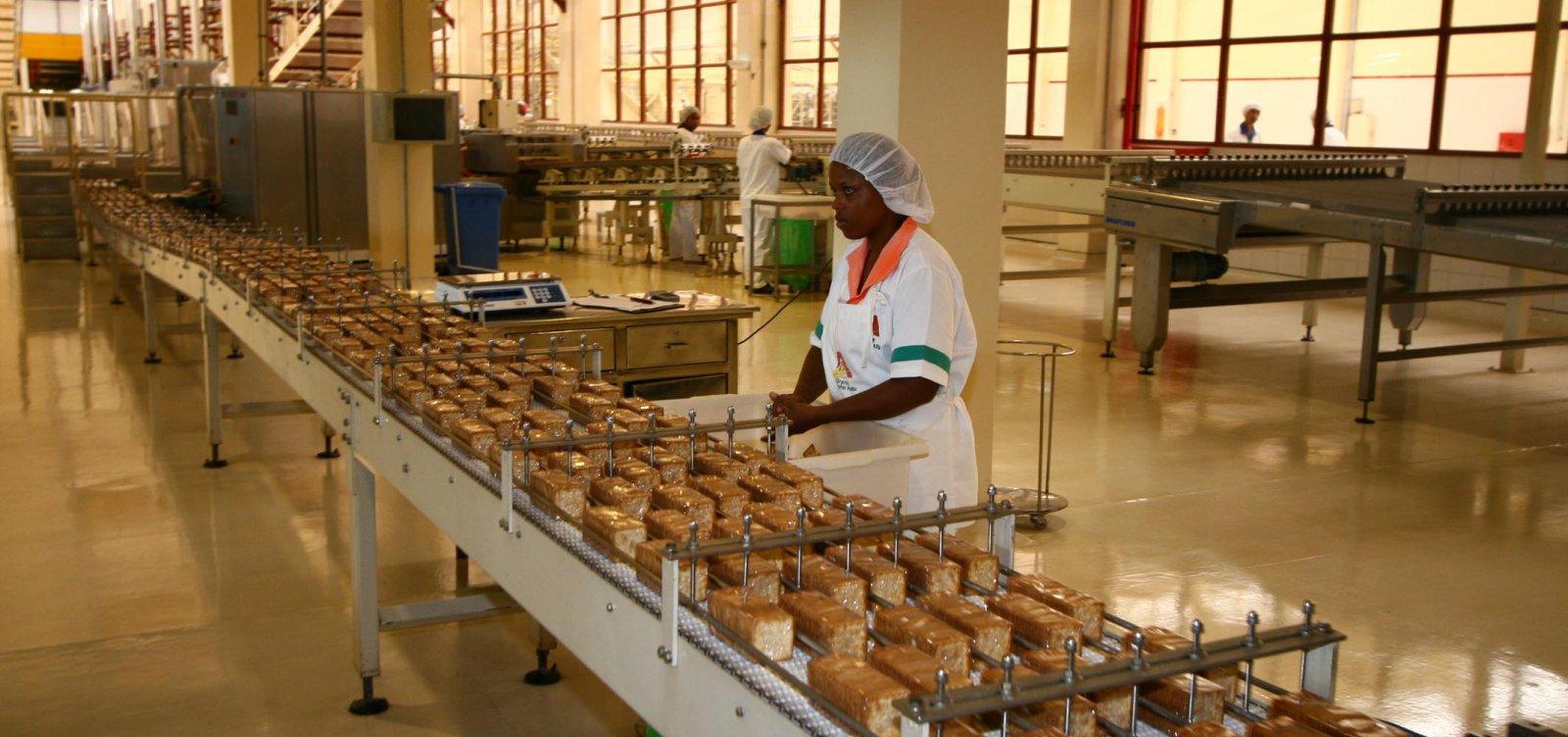[Bahia tem segunda pior queda na produção industrial no mês de março]