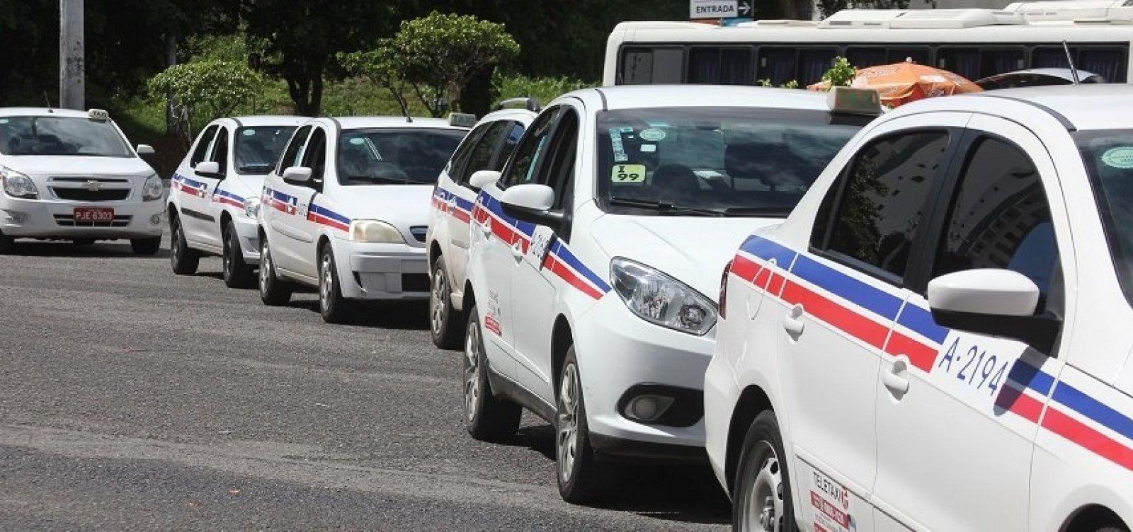 [Aplicativo Táxi Mobi conta com 2,4 mil taxistas em atuação]