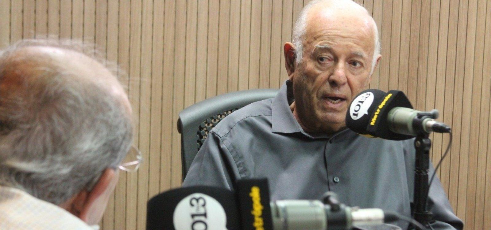 [Jurandy Oliveira conta trajetória política na Assembleia Legislativa]