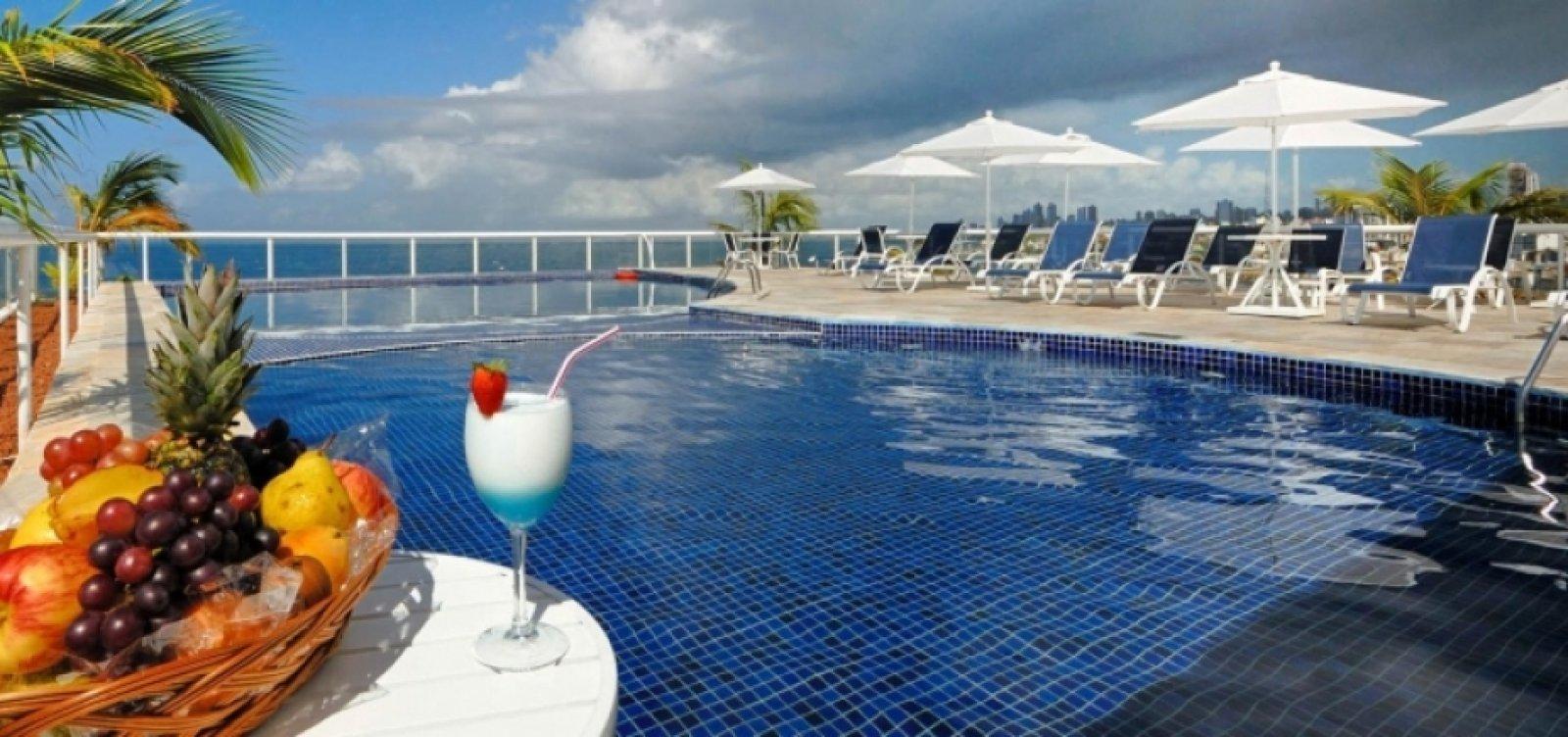 [Com crise da Avianca, hotéis de Salvador registram ocupação de 53,18% em abril]