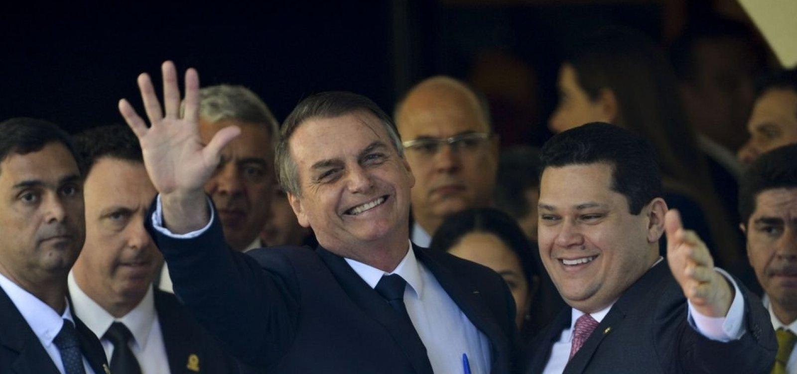 [Bolsonaro propõe a estados apoio em favor da reforma da Previdência]