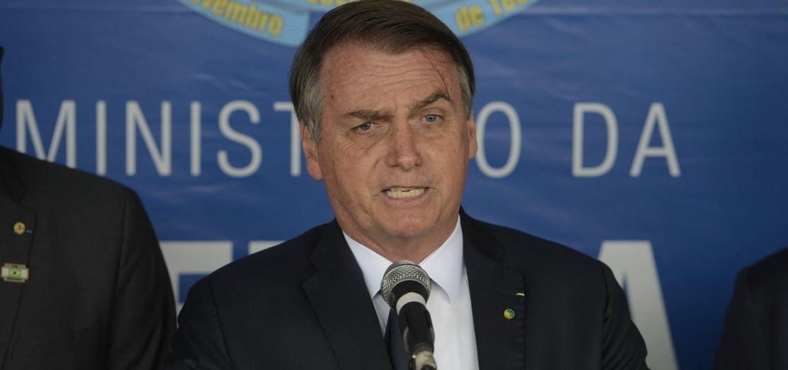 [Bolsonaro quer liberar caça submarina em Angra dos Reis]