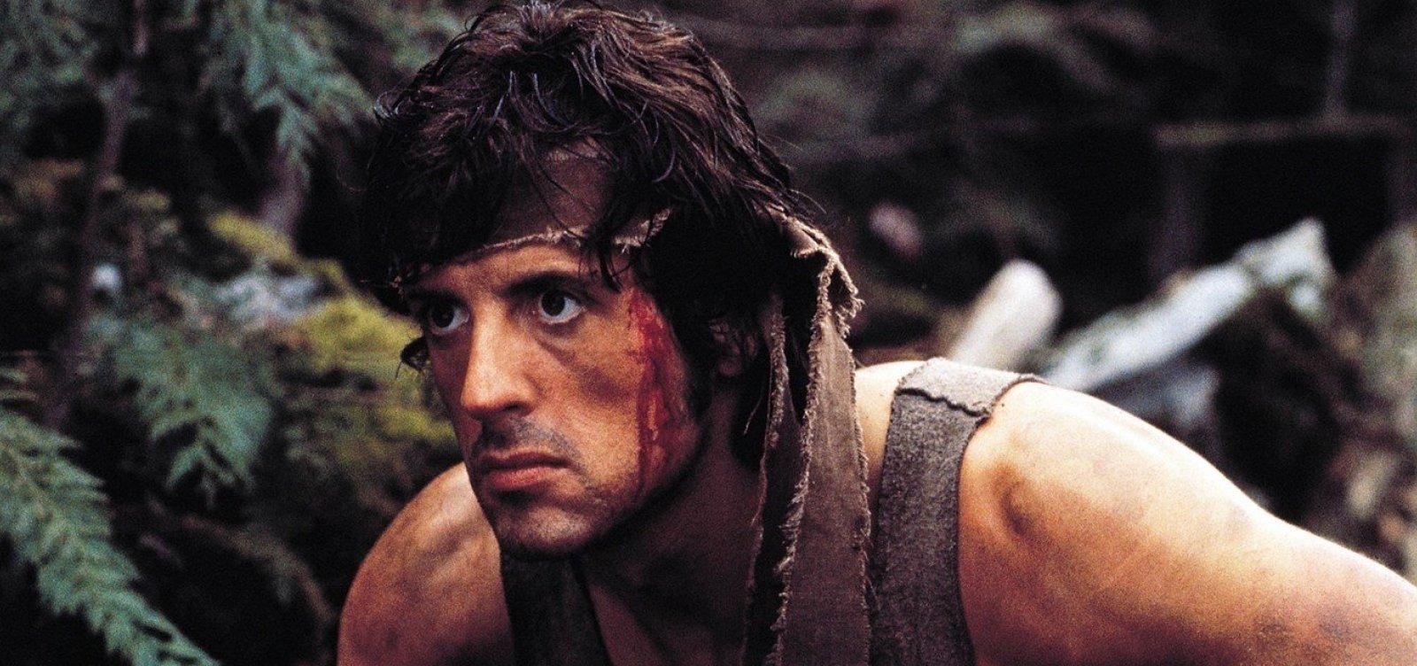 [Stallone apresentará cenas de 'Rambo V' durante homenagem em Cannes]