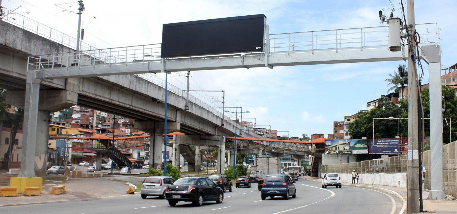 [Acidentes de trânsito são causa de 52% das internações na Bahia]