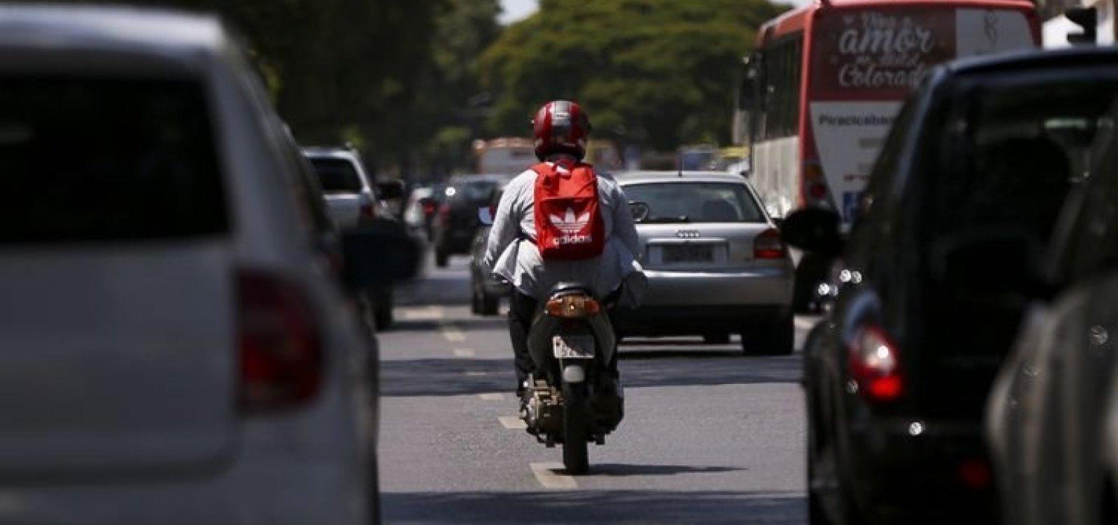 [Índice de mortes em acidentes com moto sobe quase 36% em Salvador]