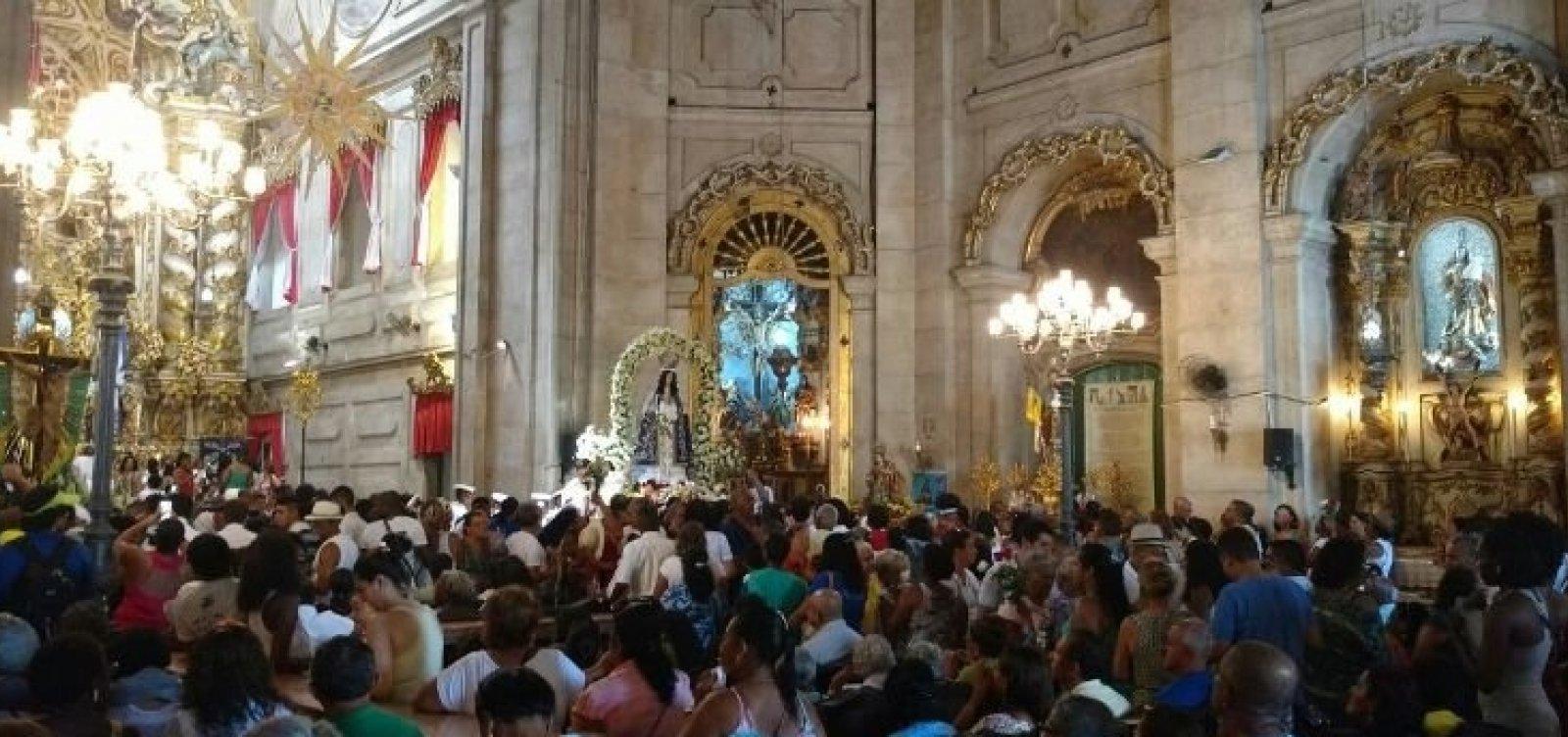 [Salvador sedia congresso de turismo religioso]