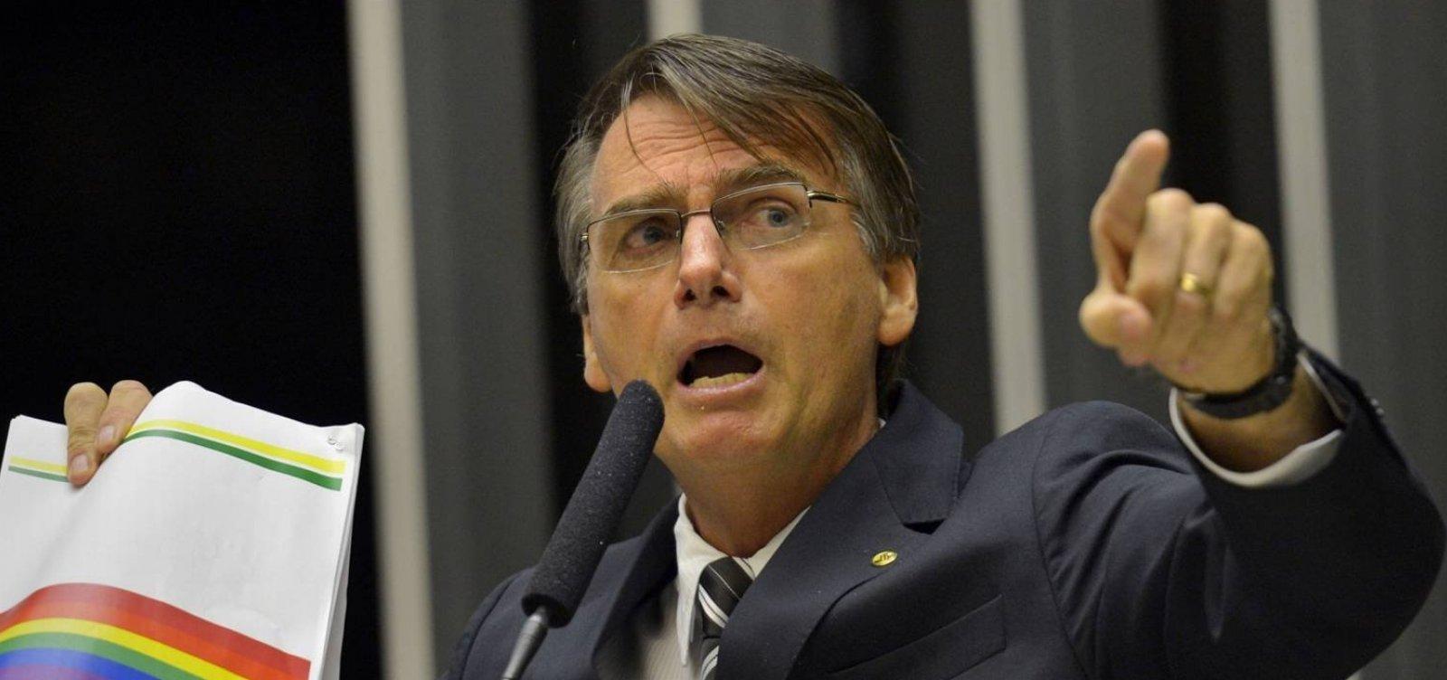 [Justiça mantém condenação a Jair Bolsonaro por declaração homofóbica]
