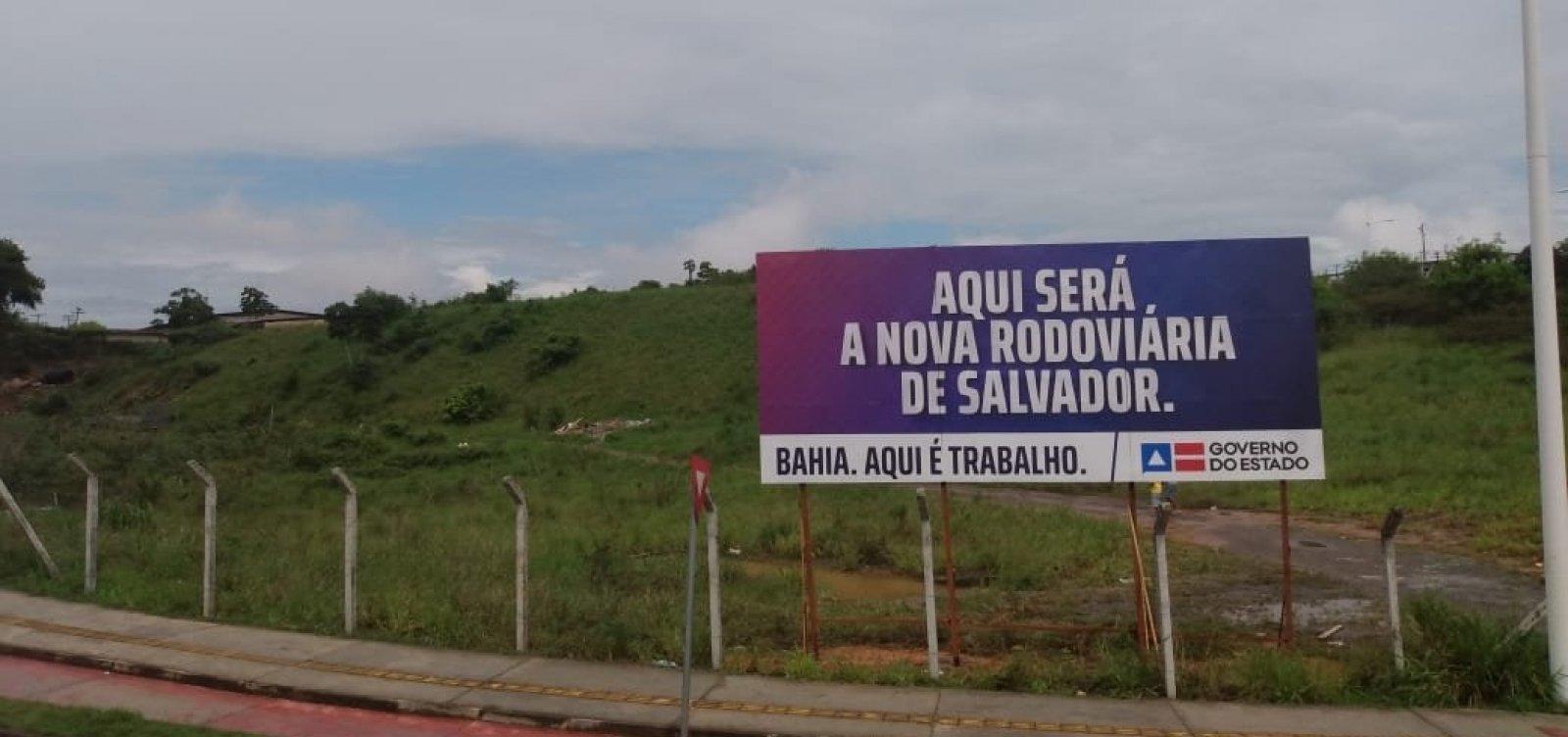 [Agerba abre licitação para operação da rodoviária de Salvador e construção de novo terminal]