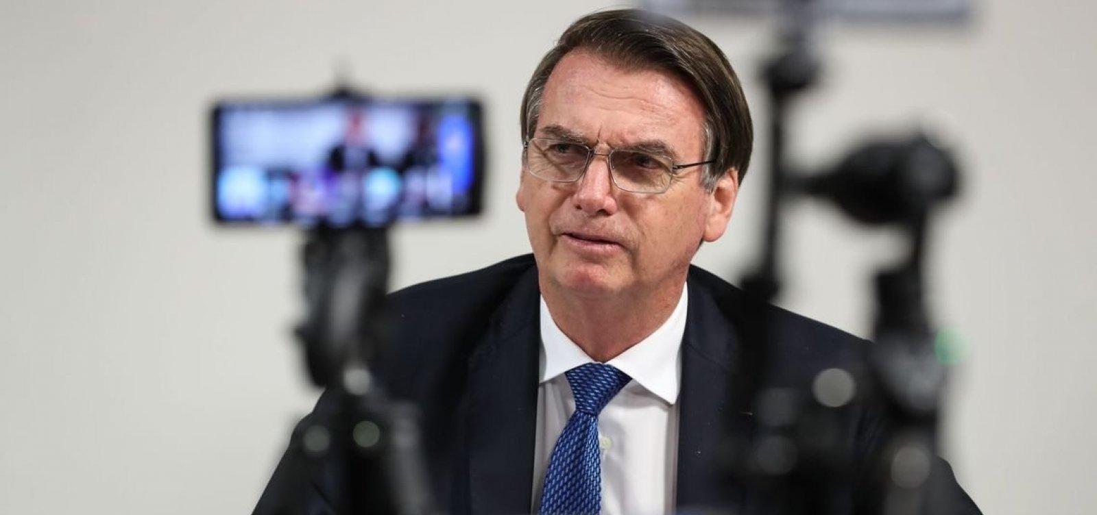 [Se for inconstitucional, decreto do porte de armas 'tem que deixar de existir', diz Bolsonaro]
