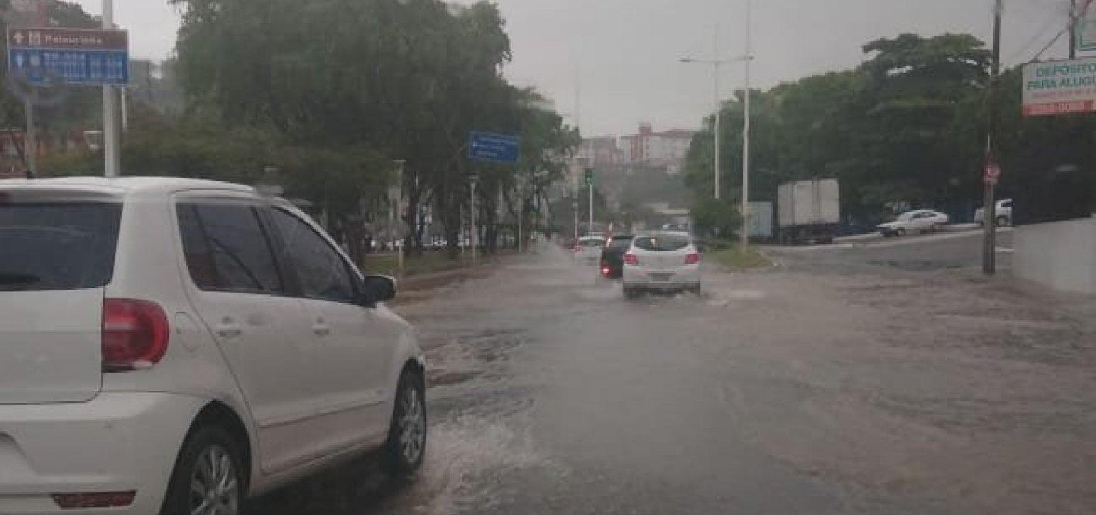 [Chuva está prevista até a próxima quarta-feira em Salvador]