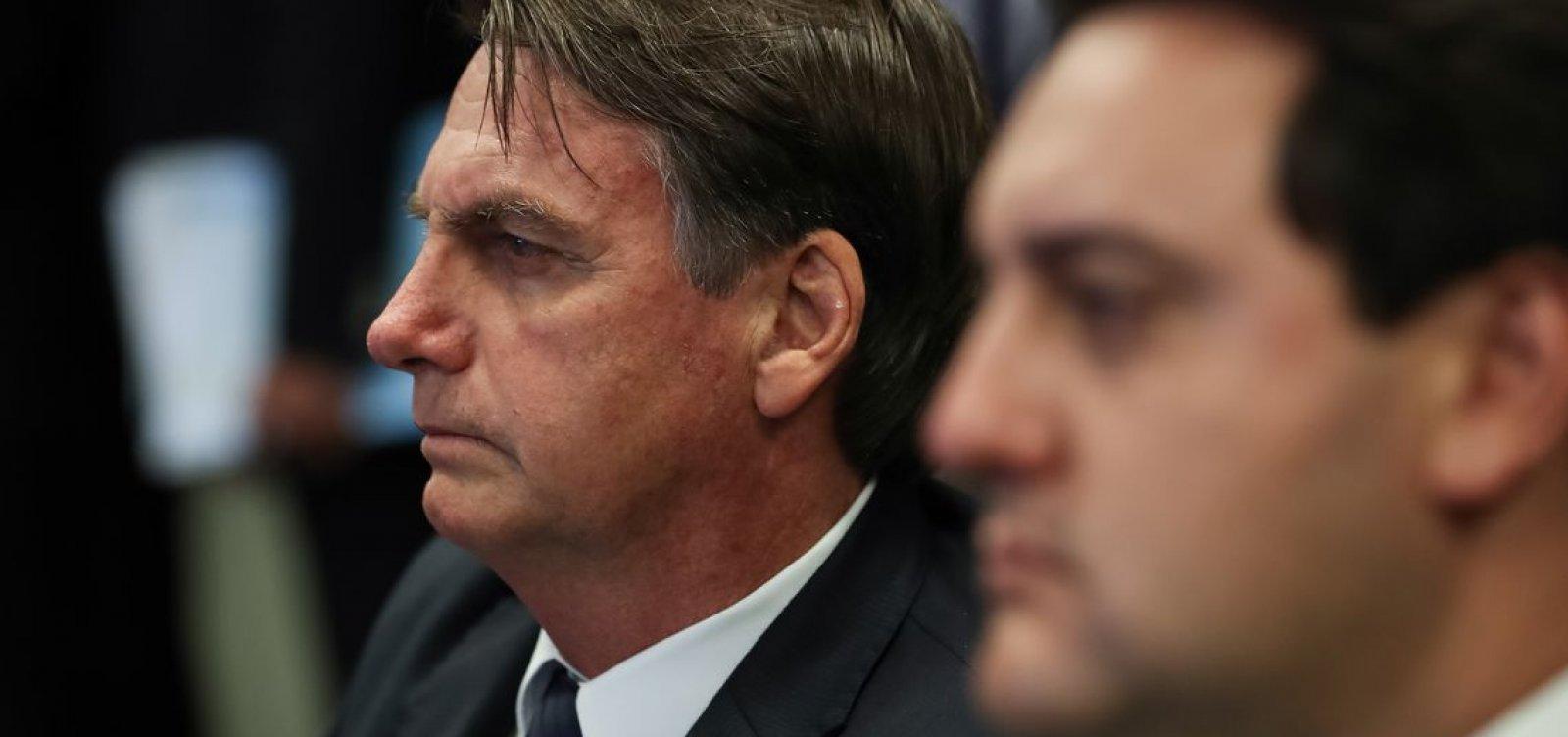 [Bolsonaro afirma que vai indicar Moro para próxima vaga no STF]