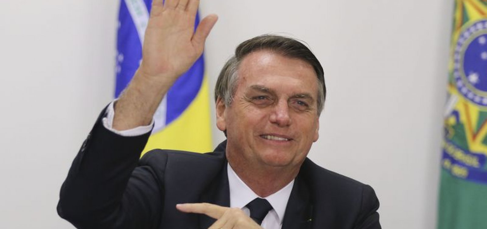 [Bolsonaro diz que tabela do Imposto de Renda será corrigida]