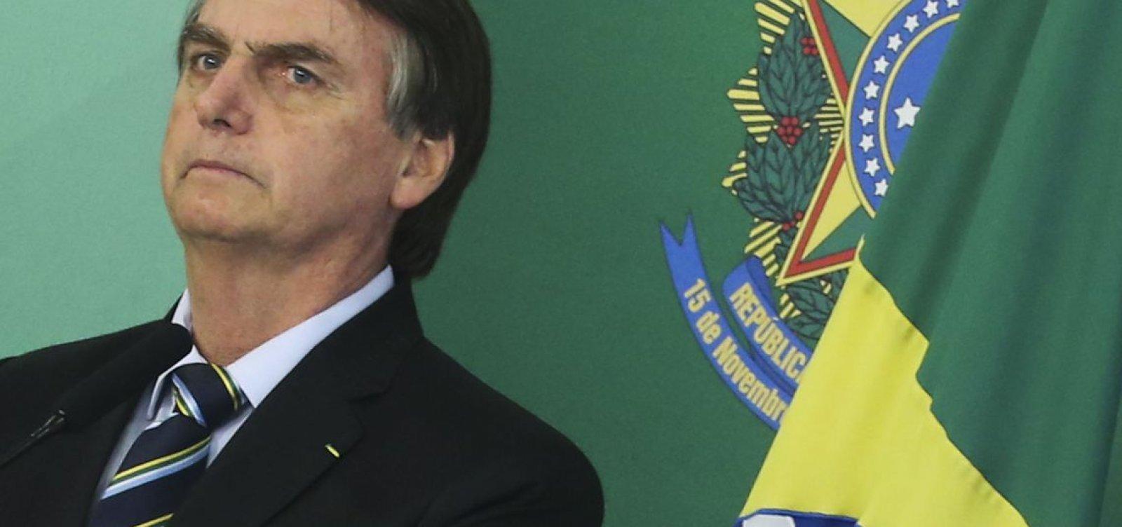 ['Coisa que mais atrapalha o Brasil', diz Bolsonaro sobre sindicatos]
