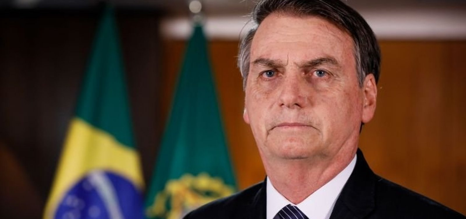 ['Poderia levar ovada na cara', diz Bolsonaro sobre cancelamento de viagem a NY]