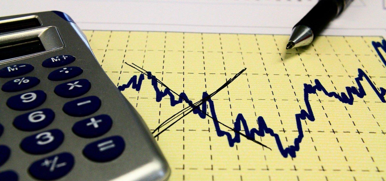 [Estimativa de crescimento do PIB é reduzida pela 11ª semana seguida]