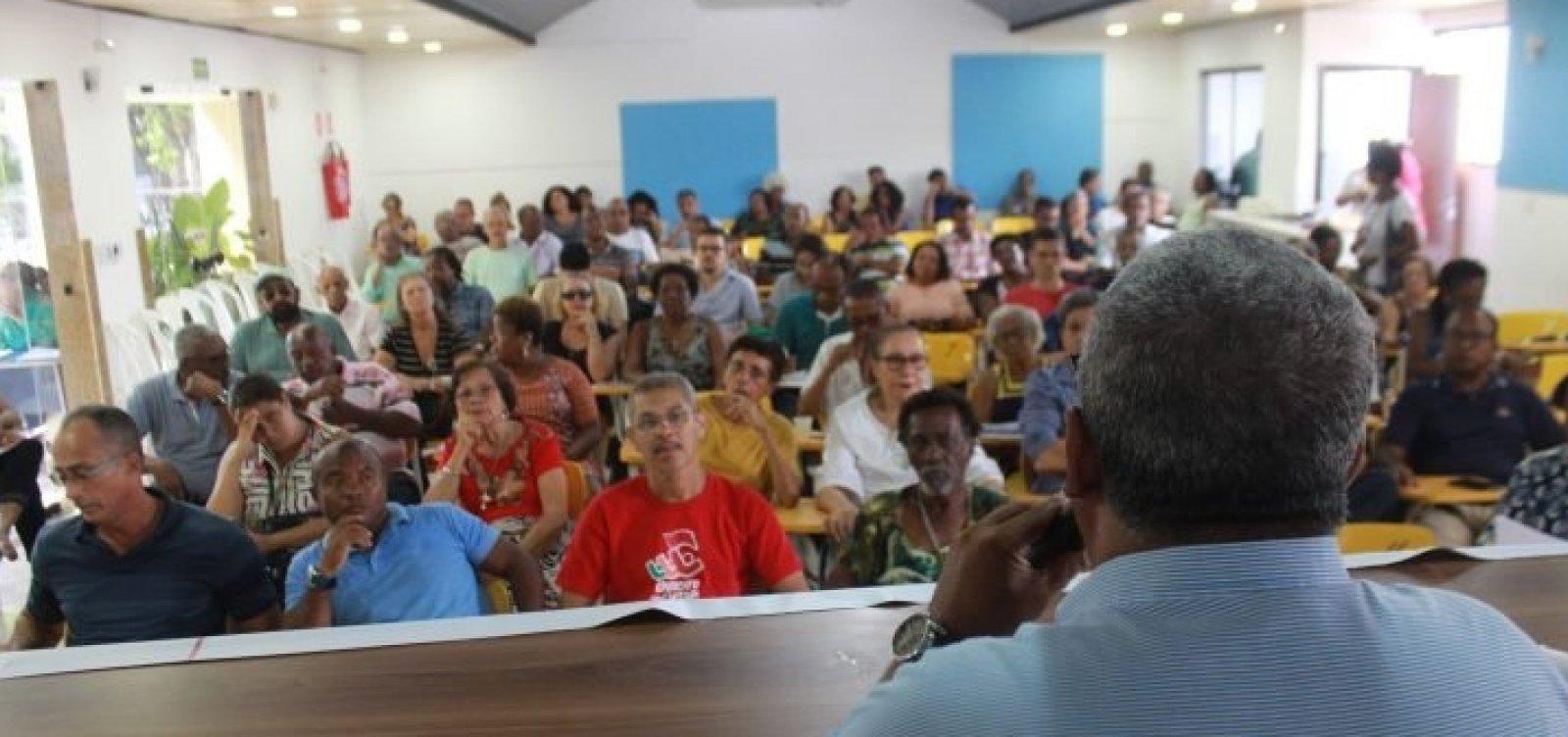 [Professores das redes pública e privada aderem à greve contra cortes e reforma da Previdência]