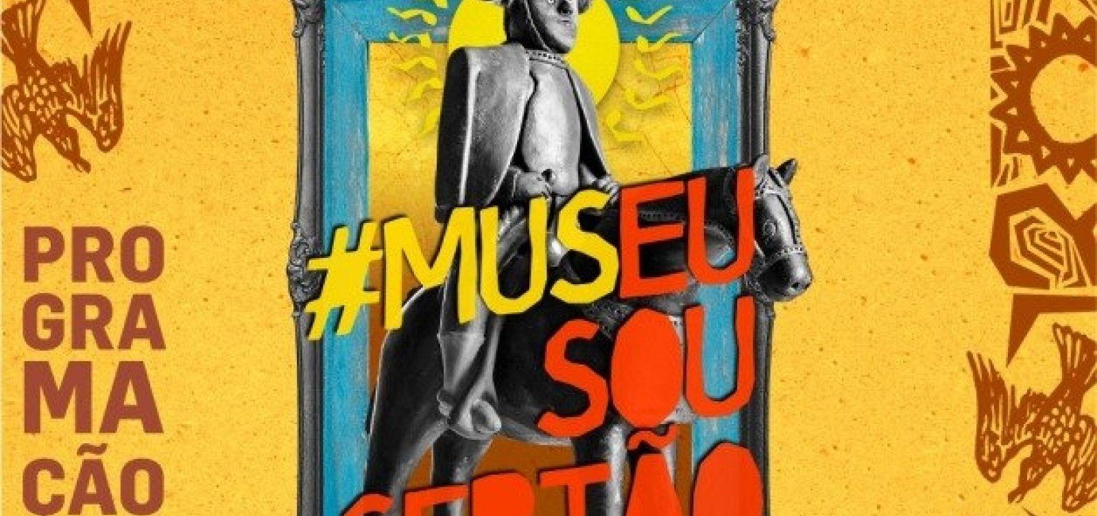 [Começa hoje a Semana de Museus em Salvador; Confira programação]