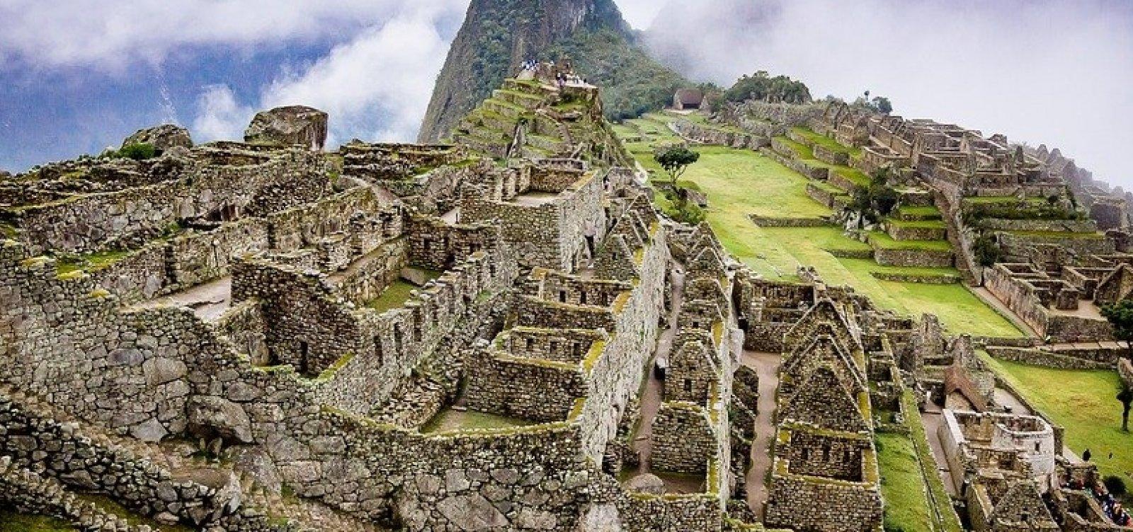 [Peru limita acesso a Machu Picchu]