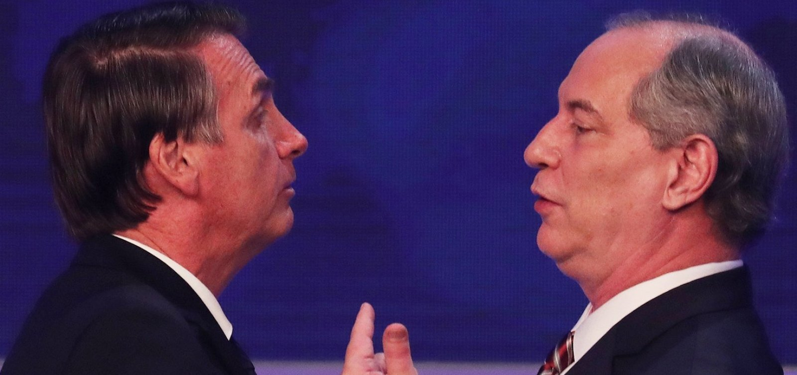 [Após ser processado por Bolsonaro, Ciro Gomes debocha: 'Justiça será feita']