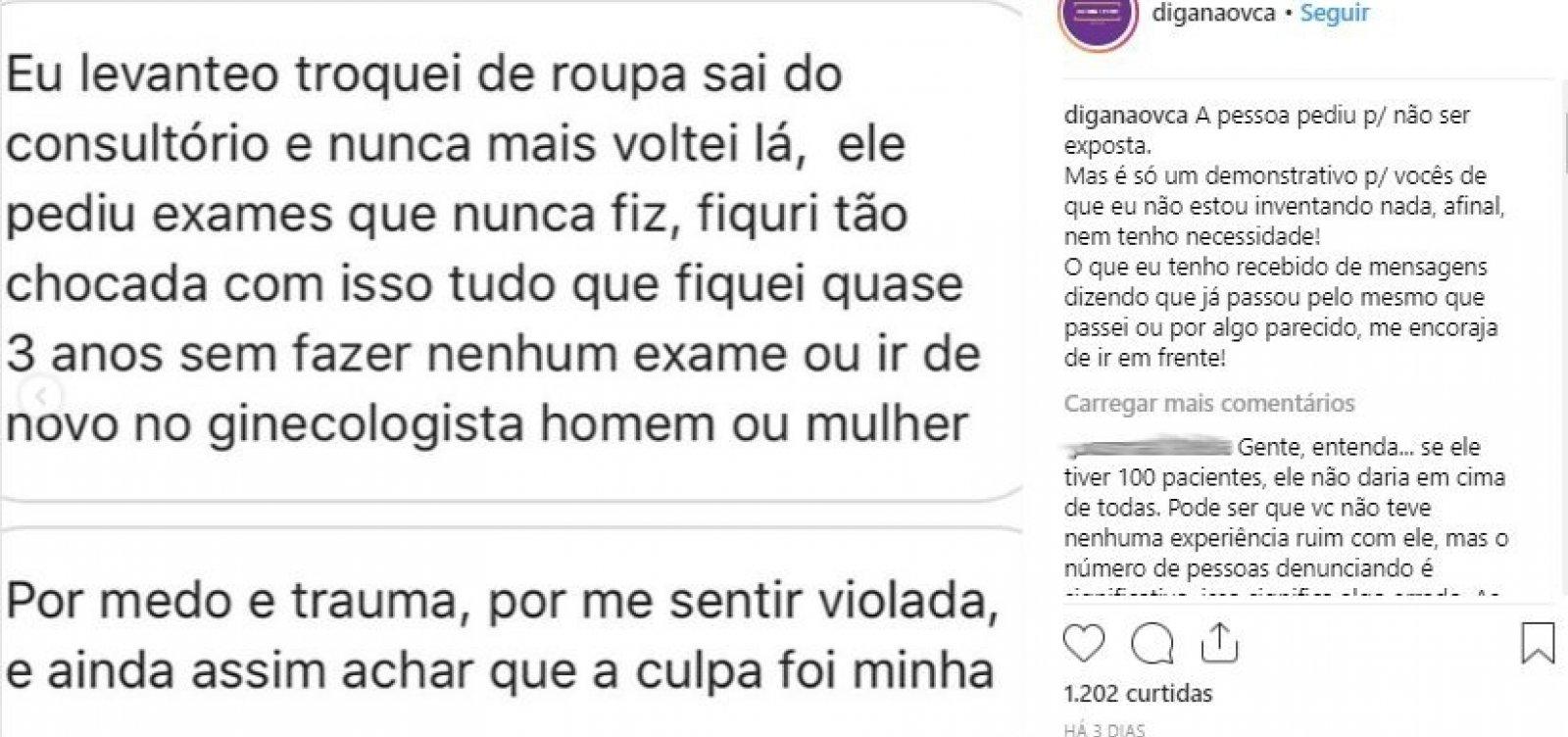 [Ginecologista é suspeito de assediar pelo menos 24 mulheres em Conquista]