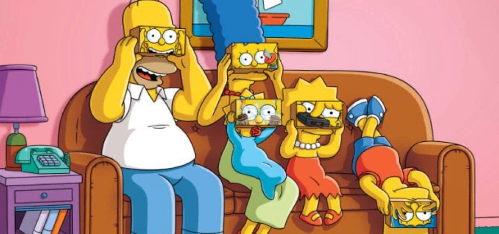 [Os Simpsons registra pior audiência da série em todos os tempos ]