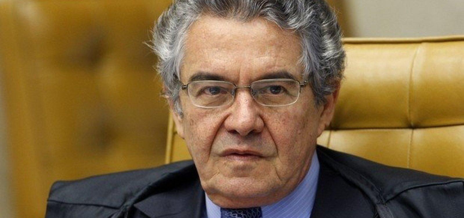 ['Ruim para ele, para Presidência e para STF', diz Mello sobre aceno de Bolsonaro a Moro]