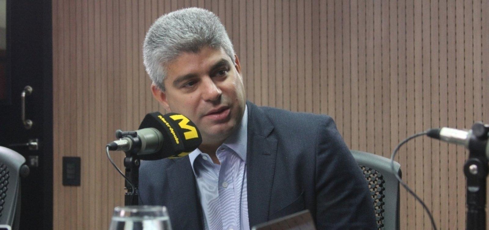 [Maurício Barbosa critica decreto das armas de Bolsonaro por falta de controle de munições]