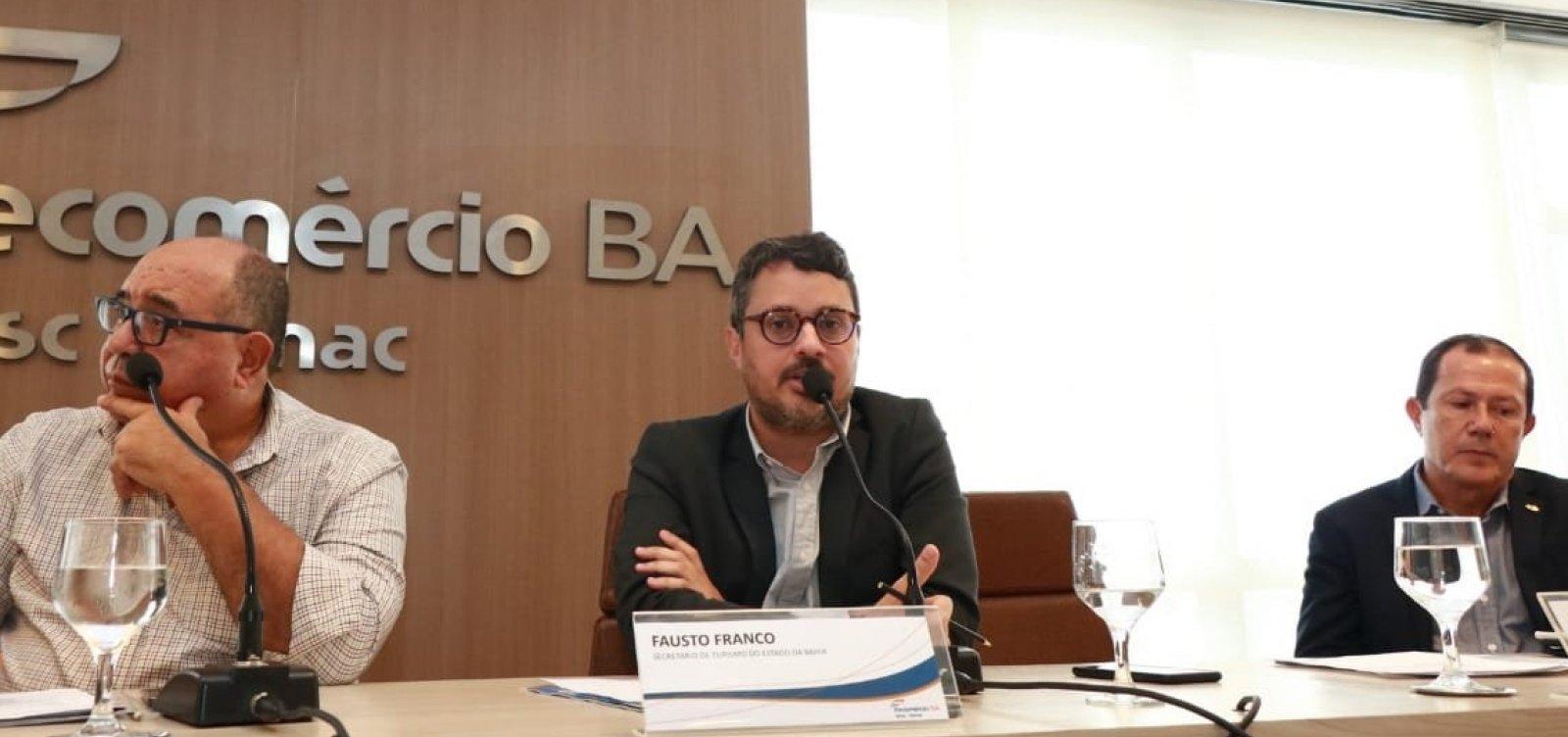 [Secretário de Turismo defende concessão do Palácio Rio Branco: 'É melhor deixar acabar?']