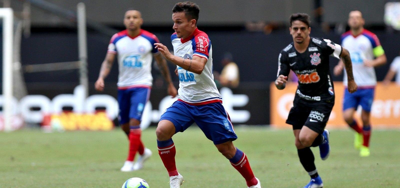 [Após ajustes, Bahia poderá mandar dois jogos na Fonte Nova antes da Copa América]
