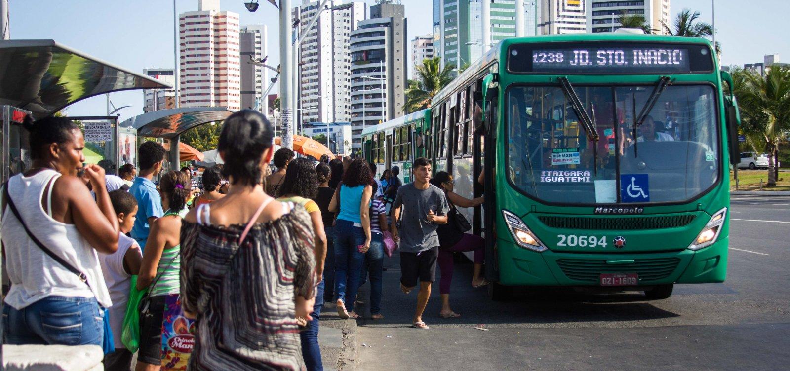 [Rodoviários chegam a acordo e cancelam greve na Bahia]