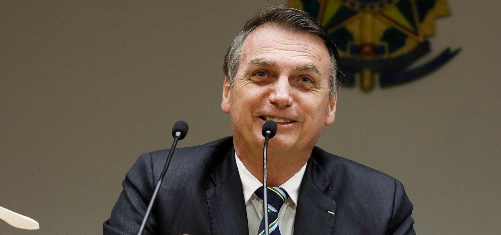 [Bolsonaro chama manifestantes de 'idiotas úteis': 'Maioria é militante']