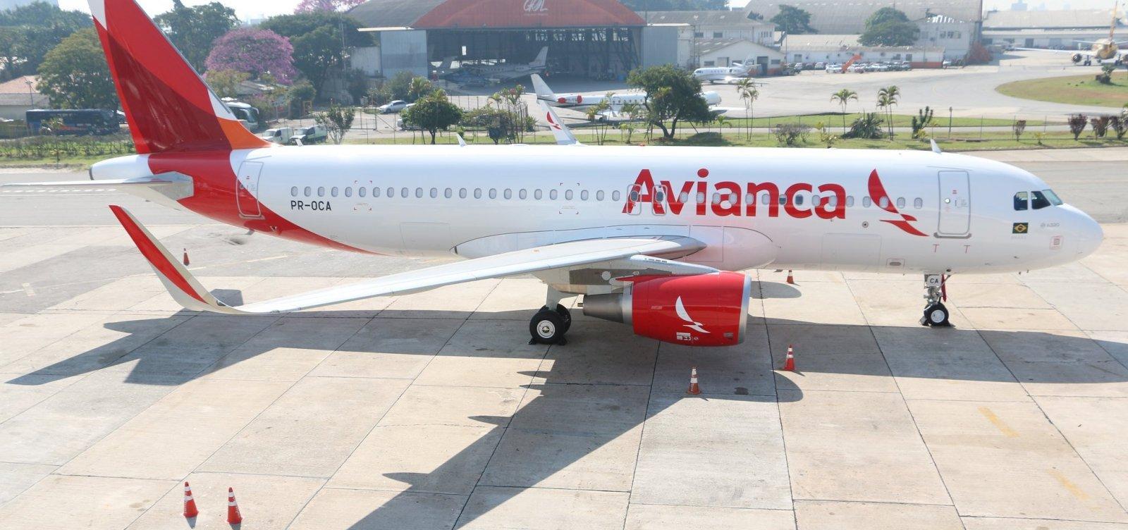 [Avianca pede novo certificado de operador aéreo à Anac]