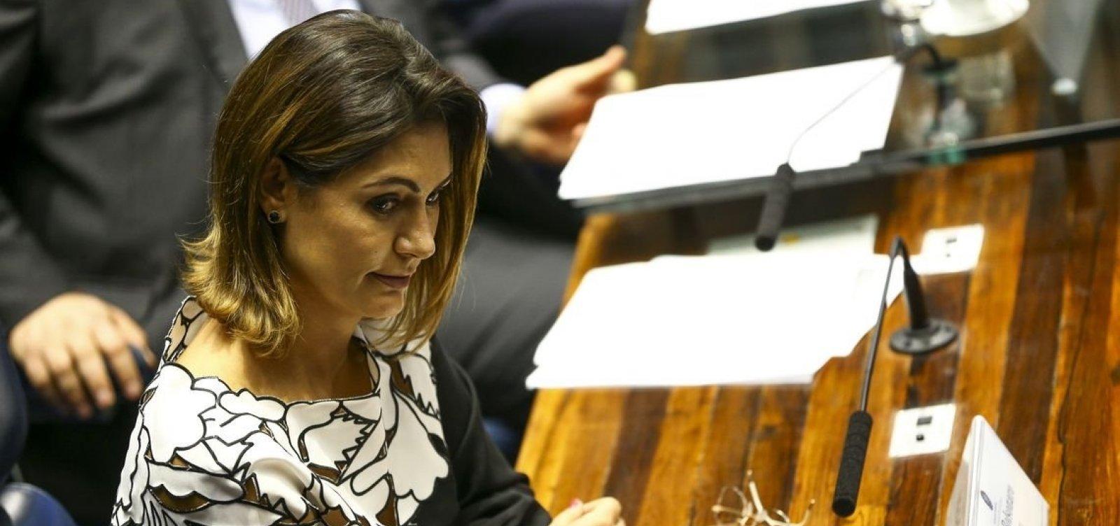 [MP poderá investigar cheques de Queiroz para Michelle Bolsonaro]