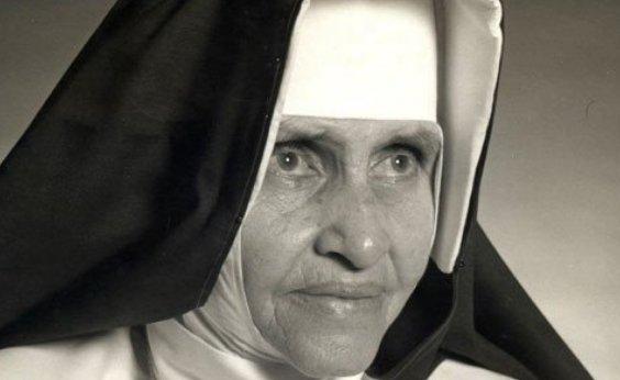 [ Osid pede audiência com Bolsonaro sobre canonização de Irmã Dulce]