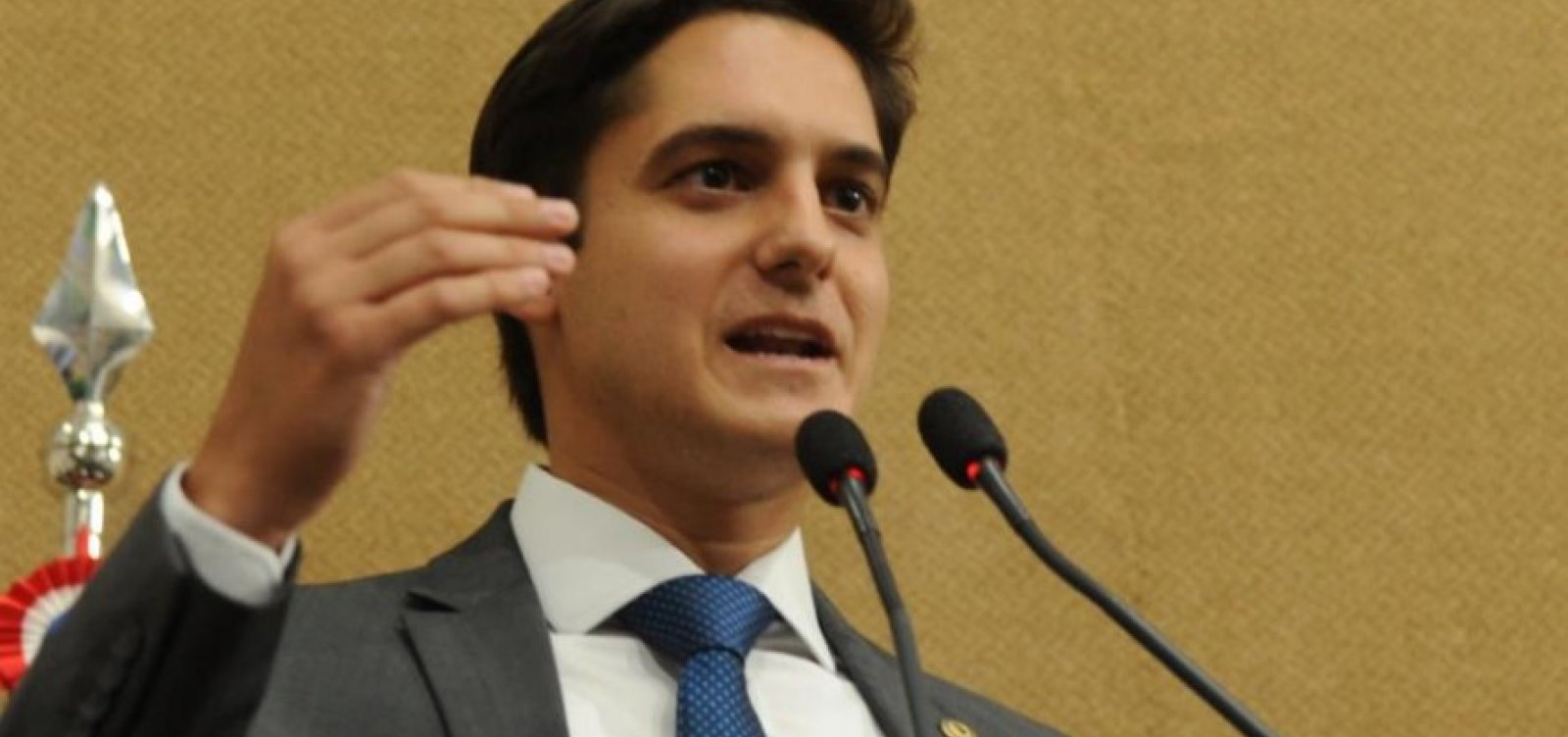 [Aliado de Rui critica MP do governo que altera marco legal do saneamento]