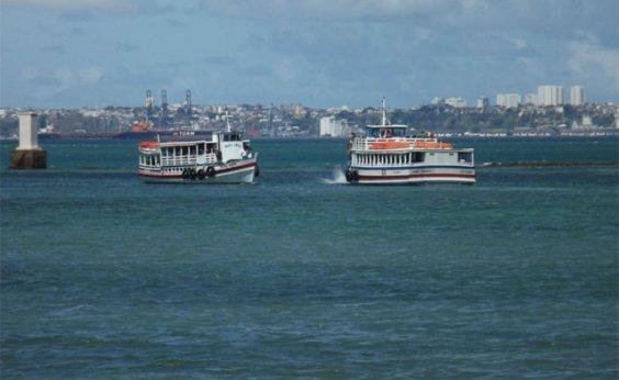 [Travessia Salvador-Mar Grande encerra mais cedo neste sábado por causa da maré baixa]