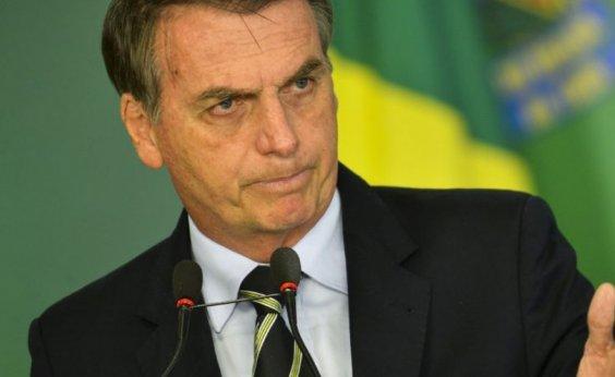 [Apenas passei, diz Bolsonaro após compartilhar texto que classifica o país como 'ingovernável']